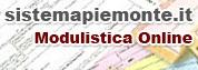 Modulistica online del Comune di Cassine